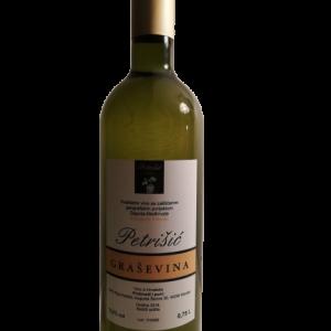 Graševina vina Petrišić